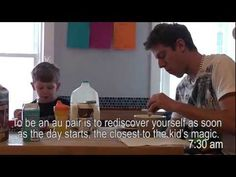 A day in the life of an Au Pair [Chapter 5] - YouTube
