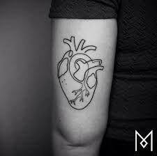 Resultado de imagen para tatuajes lineales