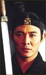 Jet Li. Born in 1963