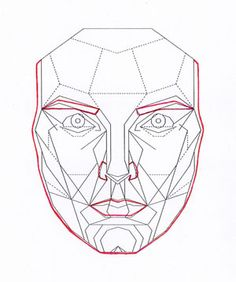 EUROPEAN VARIATION FROM RF MASK Slightly vertically thin upper and lower lips Flat eyebrow (very little arch) Slightly wider nose Lateral border of the face slightly wider than the Mask Possible: Narrow eyes, longer vertical chin, longer nose Wide Nose, Eyebrows, Ethnic, Arch, Masks, Lips, Templates, Flat, Eye Brows