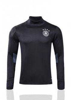 2017 Cheap Sweater Top Germany Soccer Team Replica Black Shirt 2017 Cheap  Sweater Top Germany Soccer Team Replica Black Shirt  2e73a575f