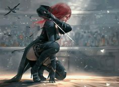 Drawing Comics By Wlop Female fantasy character illustration comic. Fantasy Women, Fantasy Girl, Anime Fantasy, Fantasy Artwork, Character Portraits, Character Art, Fantasy Characters, Female Characters, Katarina League Of Legends