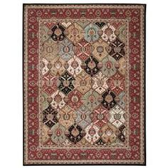 Nourison, Modesto Reverie Multicolor 7 ft. 10 in. x 10 ft. 6 in. Area Rug, 184061 at The Home Depot - Mobile