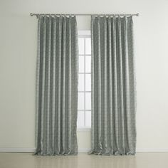 Traditional Polyester Flame-retardant Blackout Curtains (two Panels) Curtains 1 Panel, Kids Curtains, Blue Curtains, Room Darkening Curtains, Blackout Curtains, Diy Tv Stand, Entertainment Center Decor, Breakfast For Kids, Home Interior