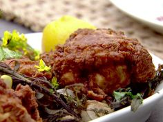 Tyler Florence's Fried Chicken recipe from Tyler Florence via Food Network