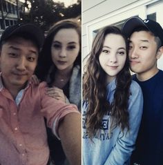 White Asian  C2 B7 Amwf Couple From Epiceric410 Interracial Couples Biracial Couples Couple Relationship Relationships Real