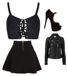 """#36"" by matifon ❤ liked on Polyvore featuring Parker and Witchery"