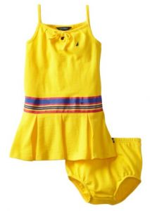 Just really adorable ilovebabyclothes.com - http://ilovebabyclothes.com/?product=nautica-baby-girls-infant-keyhole-dress