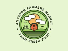 Anytown Farmers Market by Justin Harrell