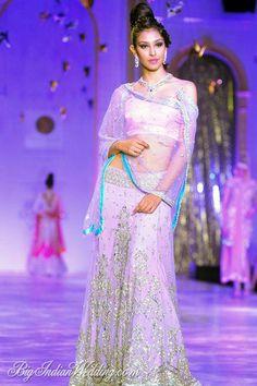 Neeta Lulla Aamby Valley India Bridal Week 2013   Lehengas & Sarees   Bigindianwedding