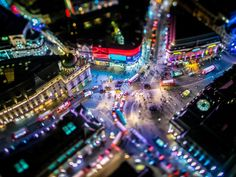 Increibles fotos aéreas de ciudades - Taringa!