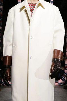 Raf Simons Menswear Fall Winter 2014 Paris - NOWFASHION