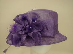 Sinamay Hat 111064-Purple KaKyCo,http://www.amazon.com/dp/B0089O4B2W/ref=cm_sw_r_pi_dp_2Cwmrb0KH4P9X3C4