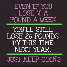 A simple reminder to stick with it! From Instagram user 21dayfixcousins  The best way to weight loss in 2016! - Look here! #weightlossrecipe #weightlossdiet #weightlosefruit #weightloserecipes