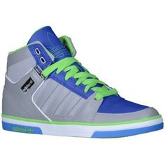 NEW ADIDAS HARD COURT HI II 2 Originals MENS 13 attitude NWT Big Logo LTD NR #adidas #Athletic