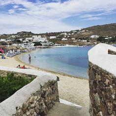 #Greece #OrnosBay #Mykonos #ShadesOfBlue Katrina Woolverton | Gallery