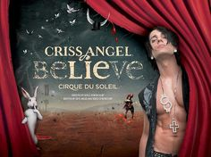 Criss Angel Believe Show