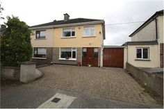 Semi-detached - For Sale - Leixlip, Kildare - Semi Detached, Lorraine, Business Travel, Property For Sale, Shed, Real Estate, Houses, Outdoor Structures, Vacation