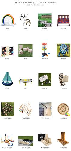 outdoor games, lawn games, yard games, copycatchic luxe living for less, budget home decor and design, daily finds, home trends, sales, budget travel and room redos