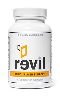 Revil Serious Liver Support Liver Detox With Organic Milk Thistle Organic Reishi Mushroom NAC Alpha Lipoic Acid Bupleurum *** Visit the image link more details. (This is an affiliate link) Liver Detox Cleanse, Detox Your Liver, Health Cleanse, Liver Detox Supplements, Liver Detoxification, 30 Day Detox, Smoothie Detox, Alpha Lipoic Acid, Healthy Liver