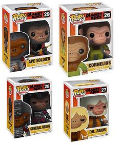 Funko POP Vinyl Planet of the Apes  Full Set Rare Limited Sold out set (Sealed) - http://hobbies-toys.goshoppins.com/classic-toys/funko-pop-vinyl-planet-of-the-apes-full-set-rare-limited-sold-out-set-sealed/
