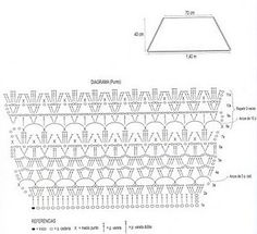 Capeline blanche à pompons et poncho gris fleuri , avec leurs grilles gratuites ! - Le blog de Anne