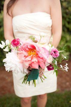 natural #garden #bouquet