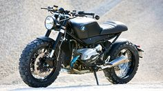 Lazareth Shows the Ultimate BMW R1200R Cafe-Scrambler - Photo Gallery