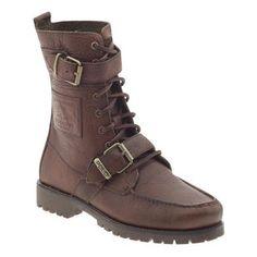 Polo Ralph Lauren Radbourne Casual Boots