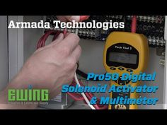Irrigation techs: Meet the new Armada Digital Solenoid Activator & Multimeter. Ewing's Hunter Williams demonstrates how it works in this new video. Landscaping Supplies, Irrigation, Landscape, Digital, Wire, Meet