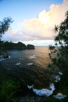 Onomea Bay, The Big Island, Hawaii