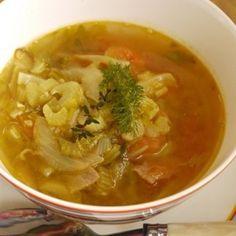 カレー粉で代謝☆UP具だくさん野菜スープ