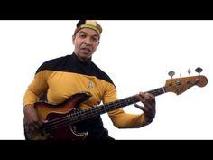 #Bass #Guitar #Lessons - Atomic Bass - #2 - Bass Guitar Lesson - Kai Eckhardt
