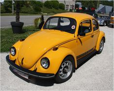 1974 Jeans Beetle | All the VW Beetle Special Editions : SE Beetles