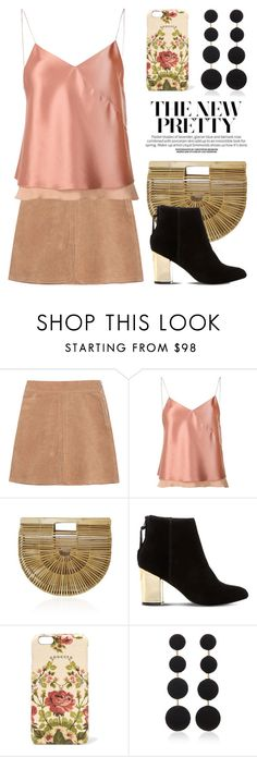 """""""Jan 6th (tfp) 2832"""" by boxthoughts ❤ liked on Polyvore featuring See by Chloé, Edun, Steve Madden, Gucci, Rebecca de Ravenel and tfp"""
