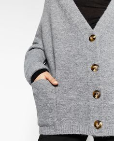 POCKET CARDIGAN-View all-KNITWEAR-WOMAN | ZARA Finland