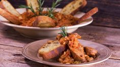 Jacques Pepin's Herb-Rubbed Strip Steak | Rachael Ray Show