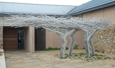 The fine art exhibited in the entrance area to TOKARA Winery is curated by Julia Meintjes, who presents three to four exhibitions here each year. Julia is an authority on South African art, both historical and contemporary. South African Art, Exhibitions, Entrance, Pergola, Presents, Outdoor Structures, Fine Art, Contemporary, Gifts