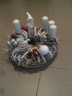 Hanukkah, Wreaths, Home Decor, Hobbies, Decoration Home, Door Wreaths, Room Decor, Deco Mesh Wreaths, Home Interior Design