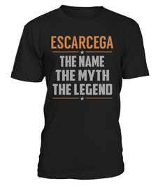 ESCARCEGA - The Name - The Myth - The Legend #Escarcega