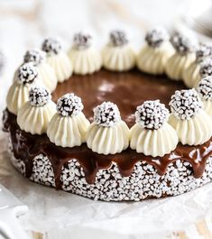 Gourmet Recipes, Baking Recipes, Cake Recipes, Dessert Recipes, Amazing Food Photography, Good Food, Yummy Food, Cupcakes, Fancy Cakes