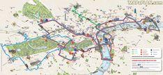 london top tourist attractions map double decker bus tour