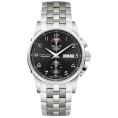 Reloj hamilton american classic jazzmaster maestro auto chrono 41mm h32576135