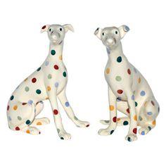 Polka dogs!