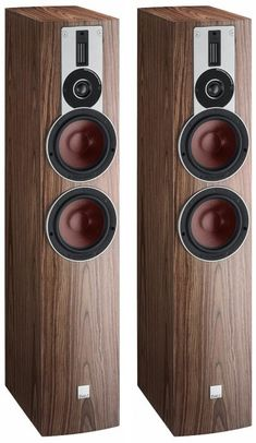 The Dali Rubicon 6 Floorstanding Speaker is a good selection for music lovers as it performs beyond expectations due to its perfected sound mechanism that eradicates distortion, delivering music with amazing clarity. Monitor Speakers, Bookshelf Speakers, Hifi Audio, Wireless Speakers, Bluetooth, High End Speakers, Floor Standing Speakers, Hi End, Rubicon