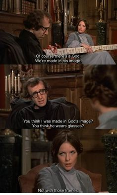 Love and Death , Woody Allen 1975