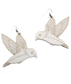 Poola Kataryna Flying Birds -korvakorut