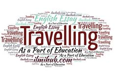 Essay on Travelling as a Part of Education