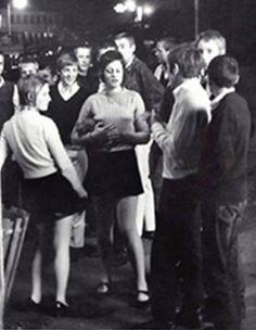 Skinhead Boys and Girls. 1969
