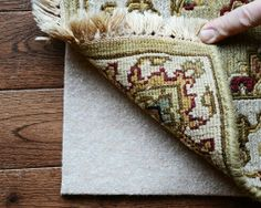 Buy Nature Underfoot Rectangular Rug Pad starting at $35. FREE SHIPPING on all US orders. Nature Underfoot is the only form of pure natural protection under any rug to compliment the natural environment of any home; all while helping prevent waste for the environment.